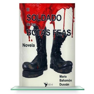 El-Soldado-De-Las-Botas-Feas-libros-de-seguridad-y-vigilancia-privada-bogota