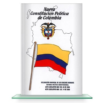 Nueva-Constitucion-Politica-De-Colombia-libros-de-seguridad-y-vigilancia-privada-bogota