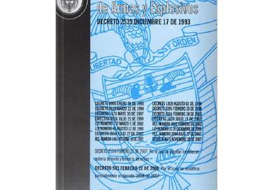 Libros de seguridad archives dotaseg for Porte y tenencia de armas