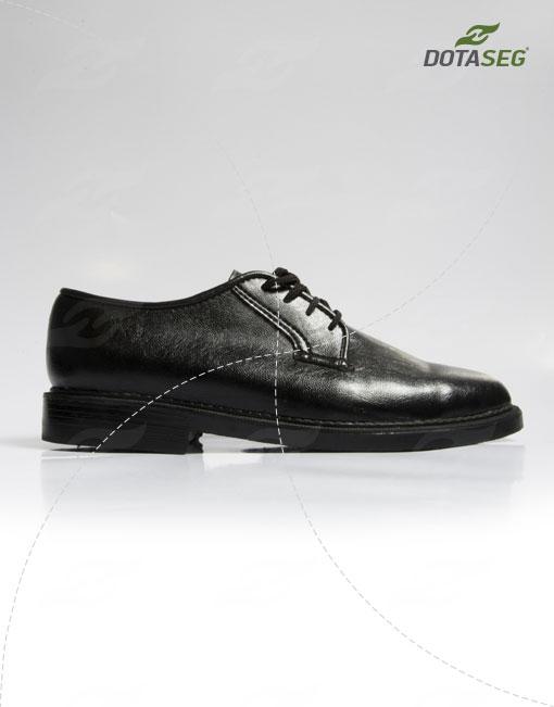 calidad perfecta variedad de estilos de 2019 bebé Zapato Ejecutivo Charol o Cuero Dotaciones para Vigilancia y ...
