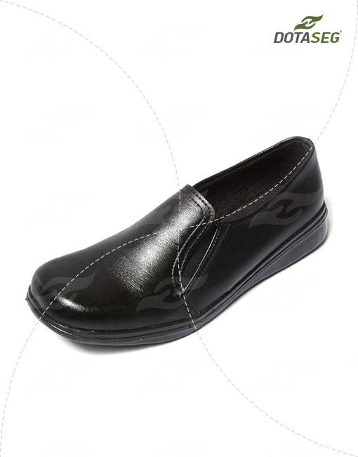 Home Uniformes Calzado Zapato Con Resorte Liso Dotaciones para Vigilancia y  Seguridad Privada Bogotá.    3267ca400b3a1