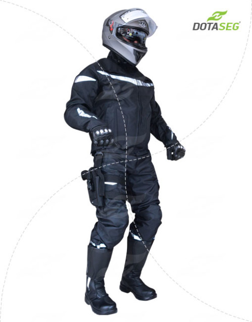 Uniforme traje antifricción para motociclista ropa moto